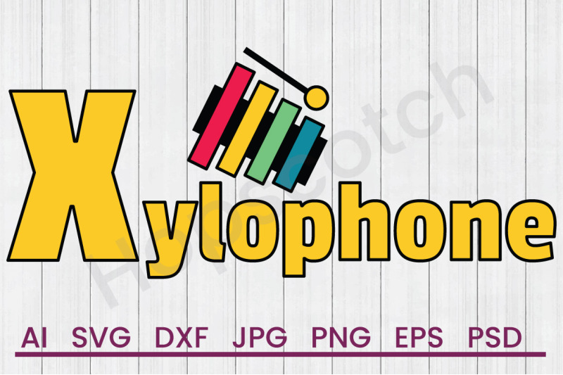 xylophone-svg-file-dxf-file