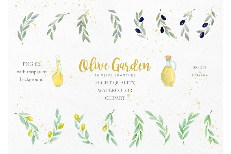 olive-garden-clipart-collection