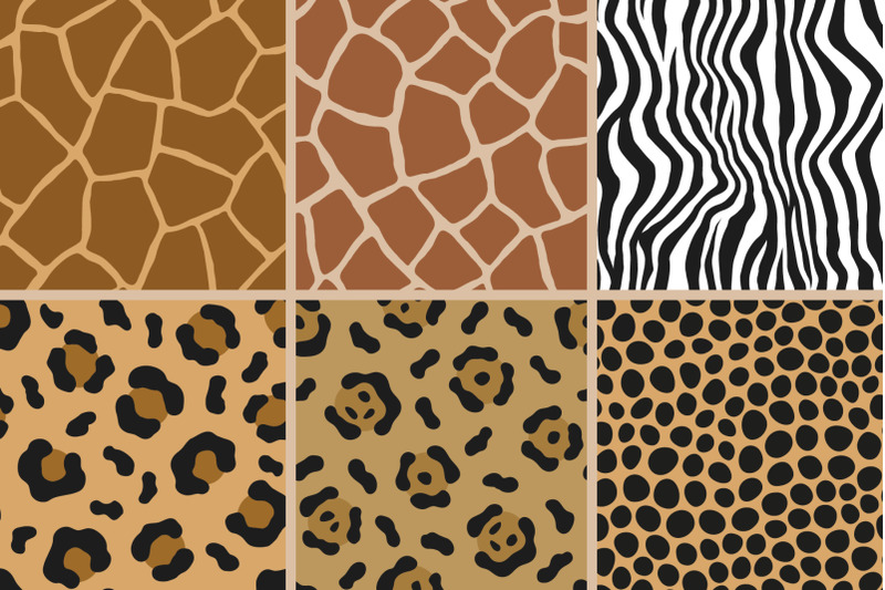 animal-print-seamless-patterns