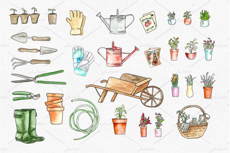 spring-garden-mega-bundle