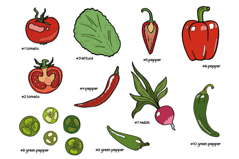 red-kitchen