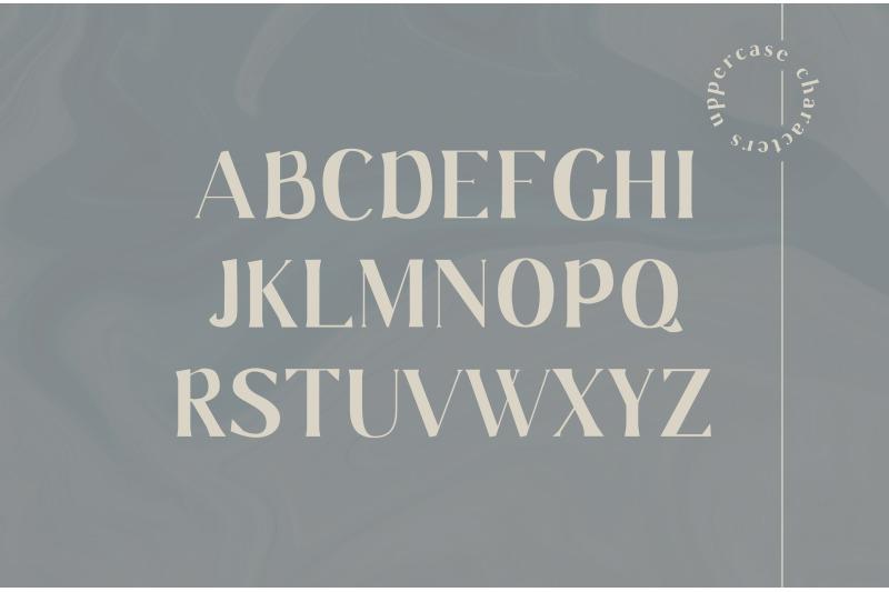 gaskin-a-wedge-serif-font