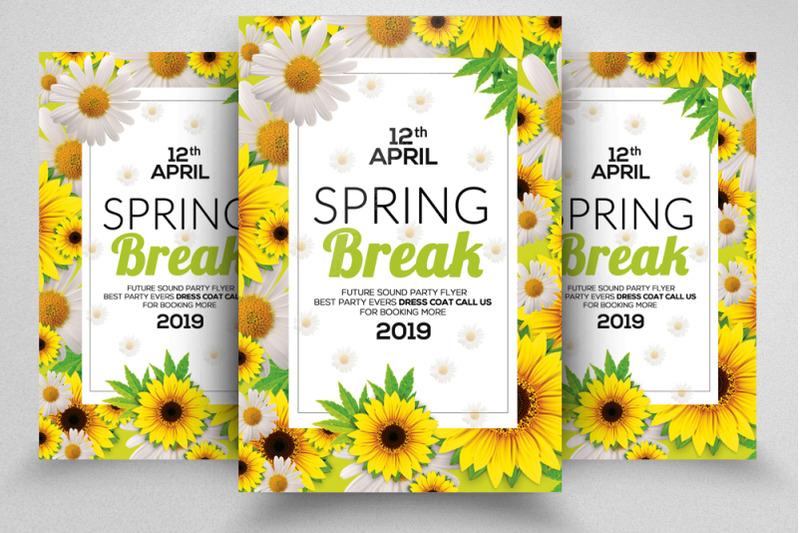 4-spring-festival-flyers-bundle
