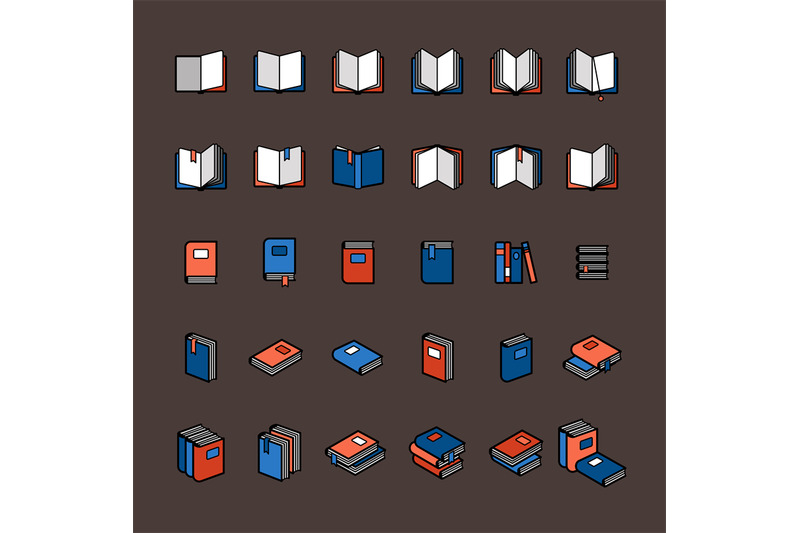 book-color-icons