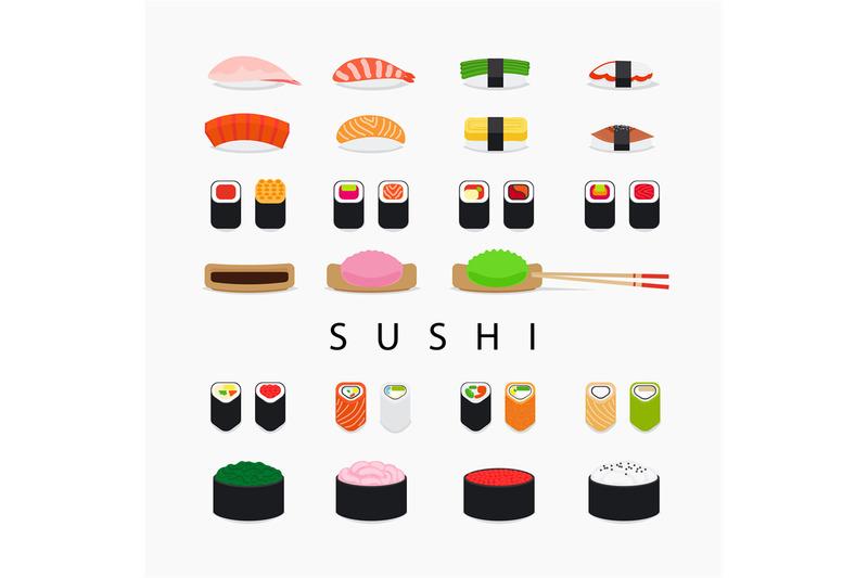 japanese-sushi-icons