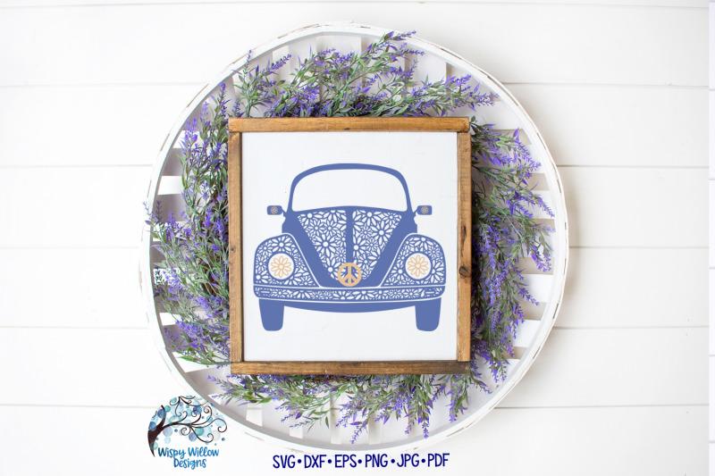 hippie-car-svg