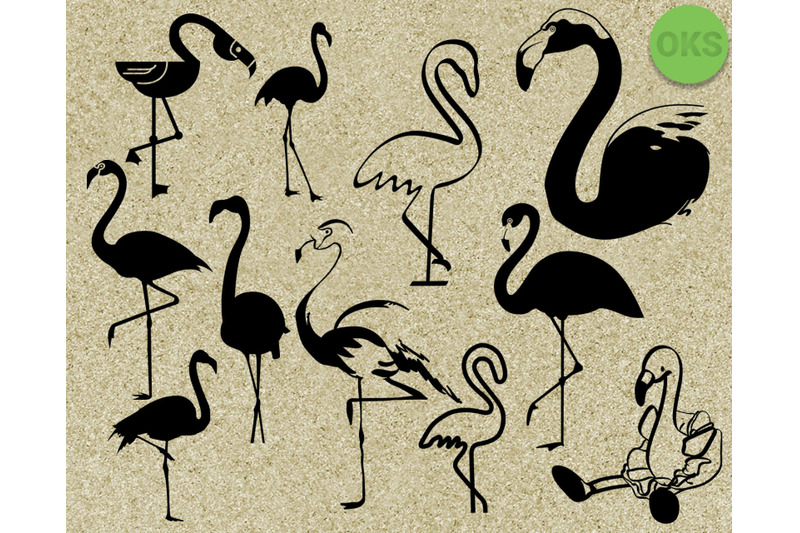 flamingo-svg-svg-files-vector-clipart-cricut-download