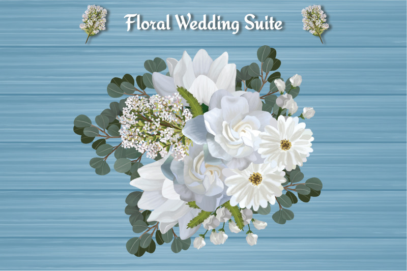 white-floral-wedding-invitation-suite