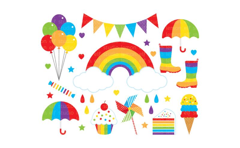 rainbow-digital-clipart-les-cl18a