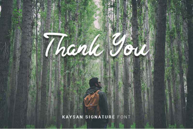 kaysan-modern-handwritten