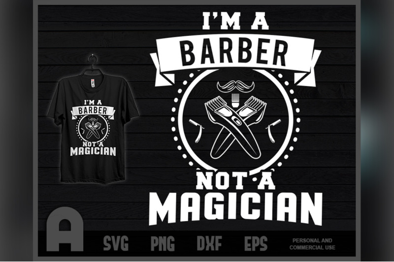 Best Barbershop T Shirt Design Bundle By Creative Art