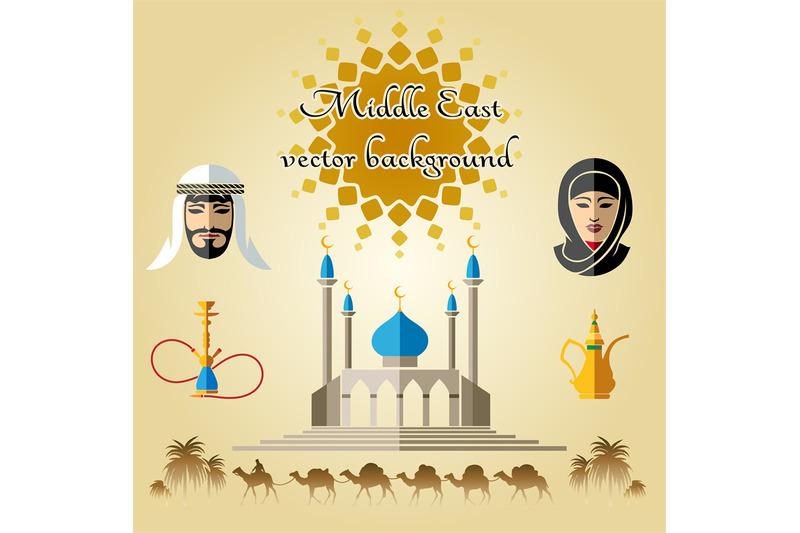 arab-vector-background