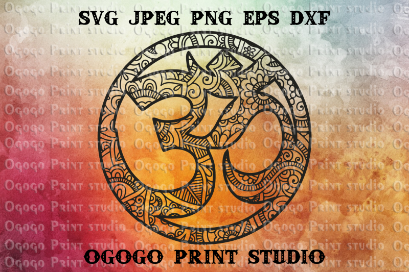 om-symbol-svg-zentangle-svg-yoga-svg-mandala-svg-cricut