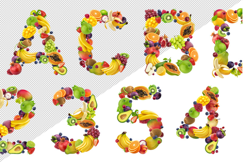 fruits-and-berries-alphabet