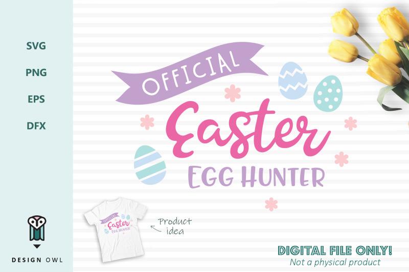 official-easter-egg-hunter-svg-file