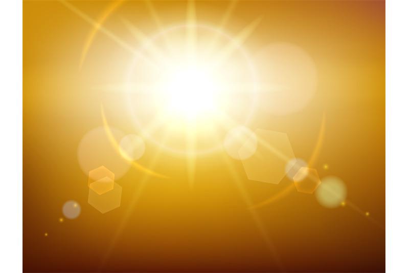 yellow-glow-sunshine