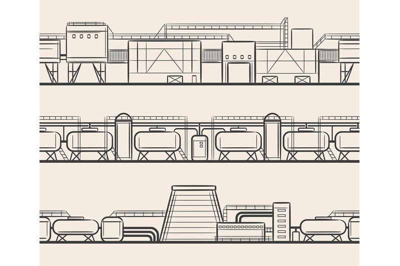 vintage-engraving-industrial-landscape
