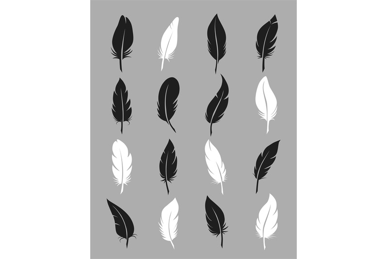 fluffy-feather-vector-icons