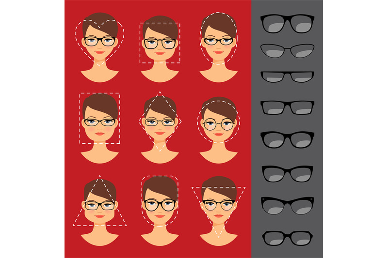 different-glasses-shapes-for-different-faces