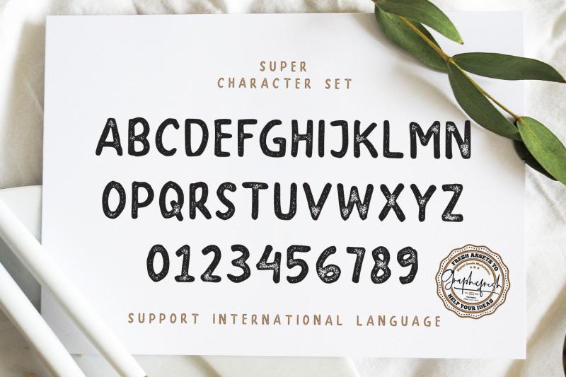 super-a-handwritten-sans-serif