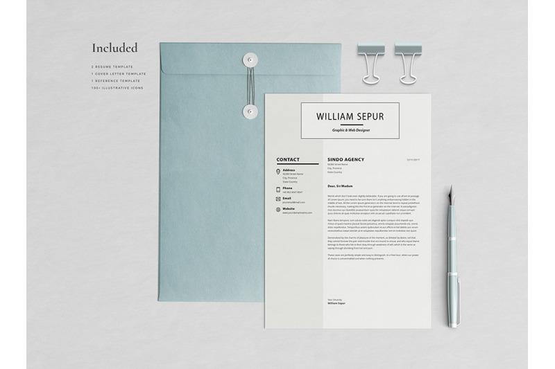 william-resume-template