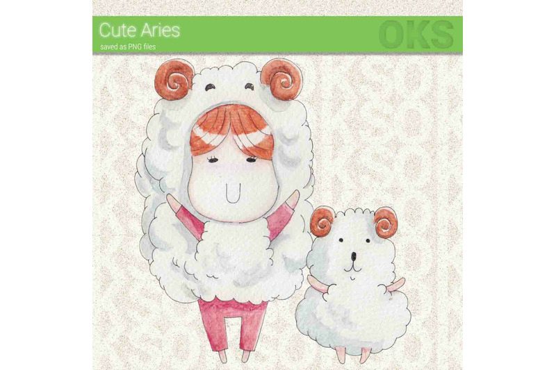 aries-watercolor-clipart-zodiac-sign-instant-download-png