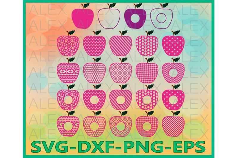 apple-monogram-apple-frames