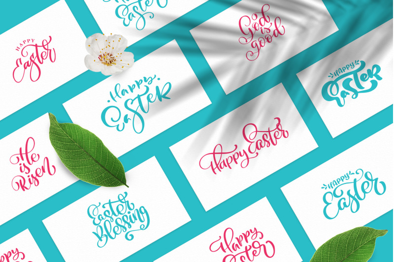 vector-easter-quotes-and-frames-svg