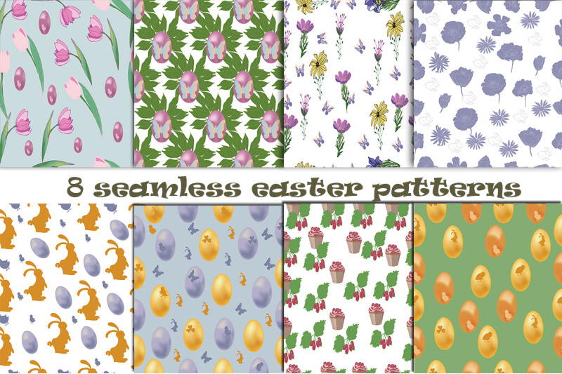 easter-pattern-seamless-pattern-with-easter-motifs