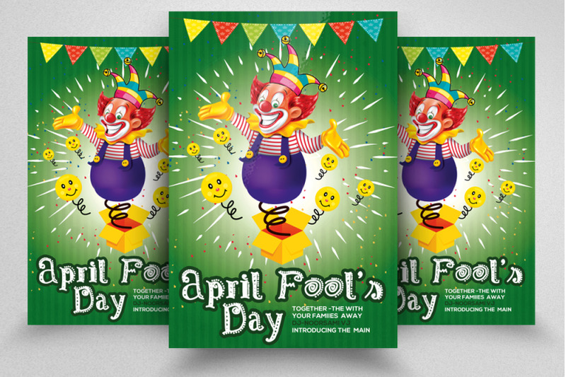 april-fool-039-s-day-flyer-template