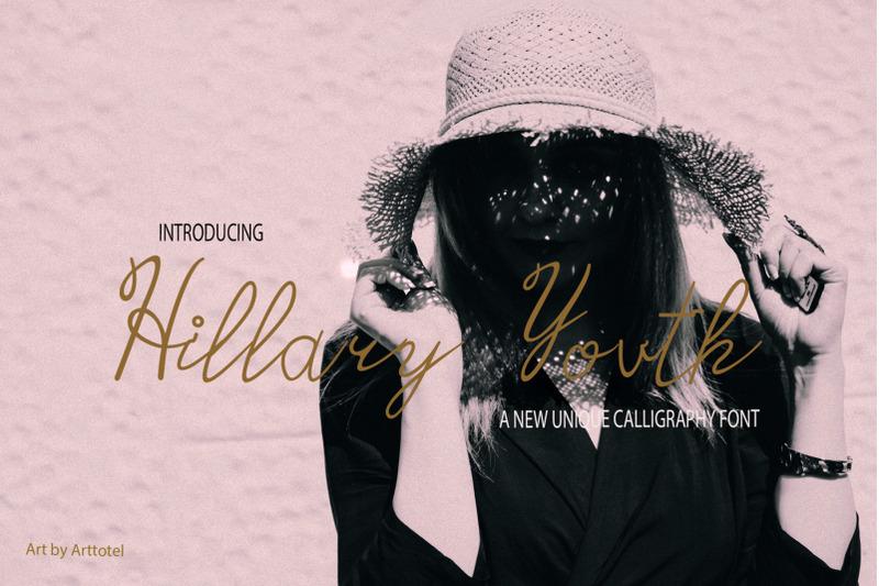 hillary-youth