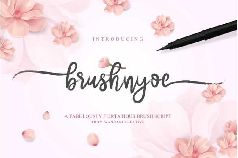 brushnyoe