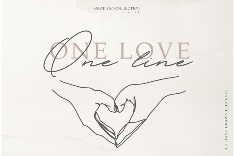 one-love-one-line-graphics