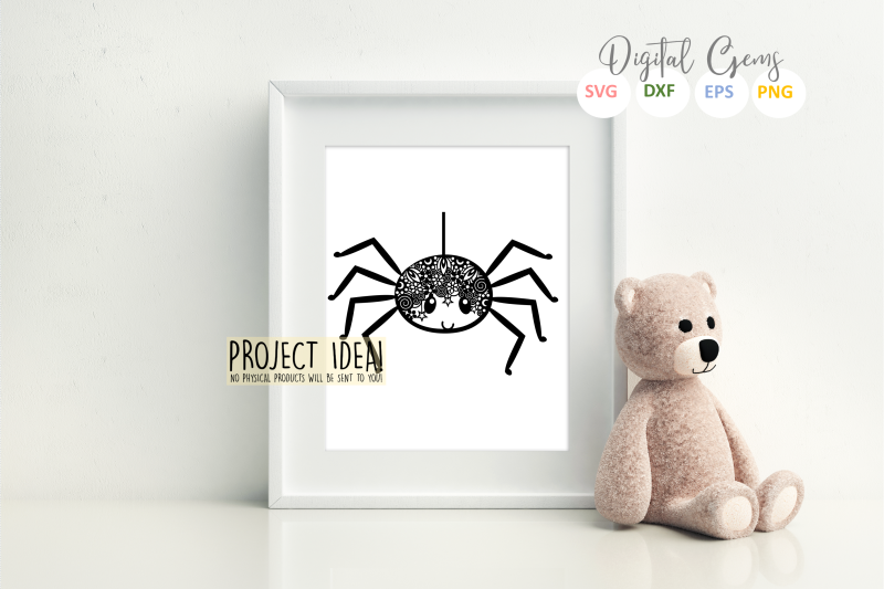 spider-papercut-design
