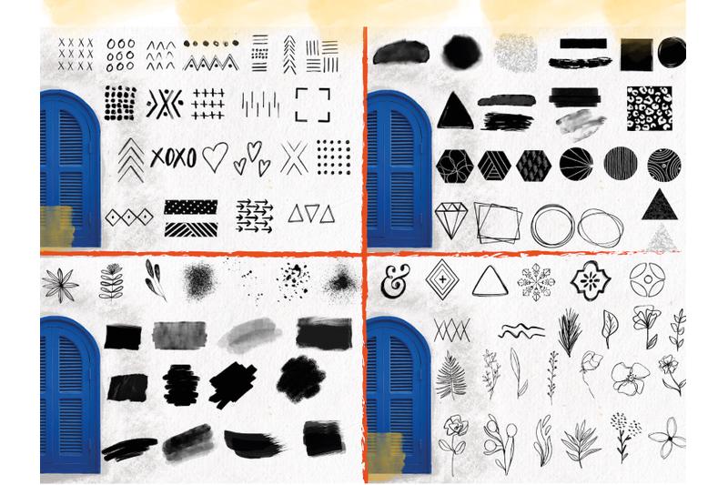 marrakesh-procreate-stamps