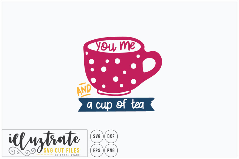 you-me-and-a-cup-of-tea-svg-cut-files-dxf-cutting-files