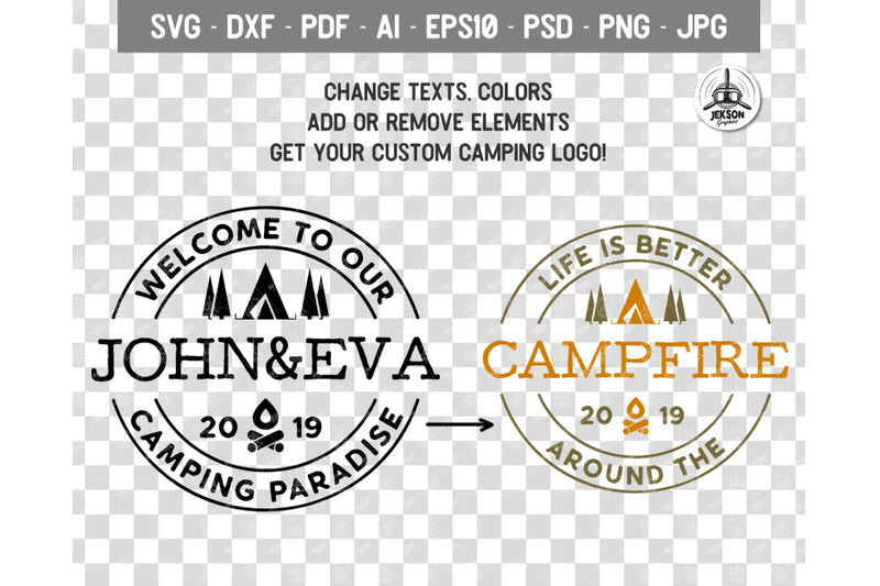 family-camp-logo-vintage-premade-hiking-badge