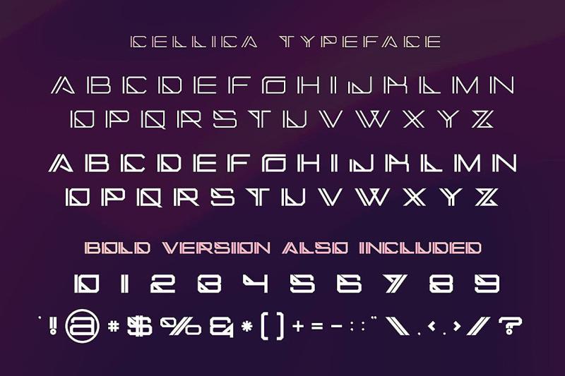 cellica-display-font