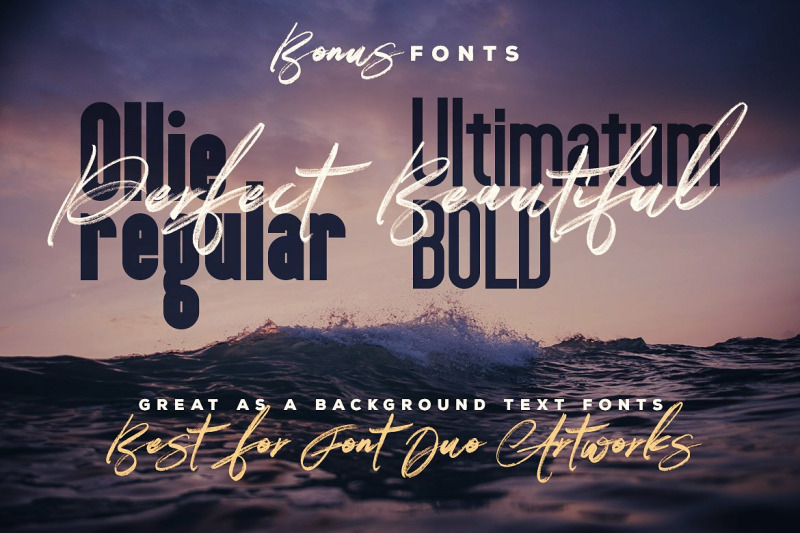 right-brush-amp-svg-font