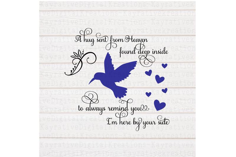 hummingbird-memorial-svg-a-hug-sent-from-heaven-svg-memorial-svg