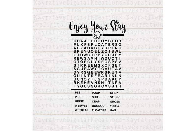 enjoy-your-stay-bathroom-word-search-svg-word-search-svg