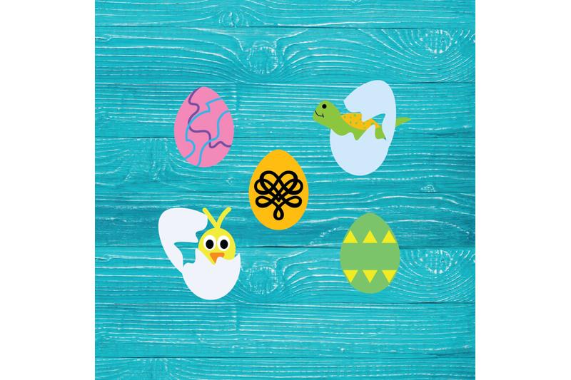 easter-egg-svg-bundle