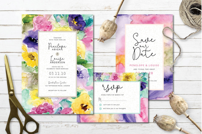 abstract-floral-wedding-invitation