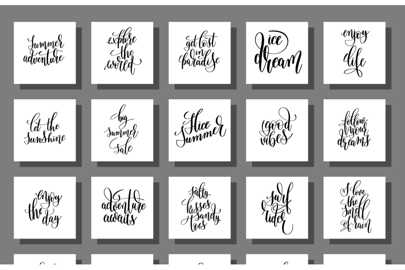 set-of-100-hand-lettering-quotes