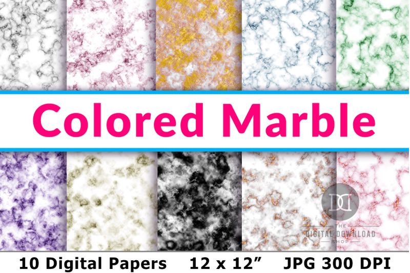 marble-digital-papers-colored-marble-patterns-marble-scrapbook-paper