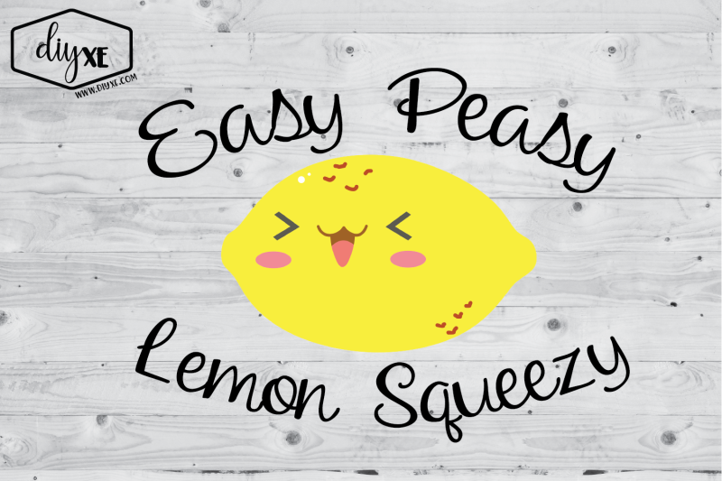 Easy Busy Lemon Squeezy