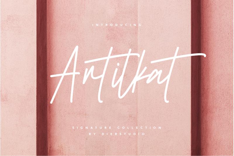 antilkat-signature