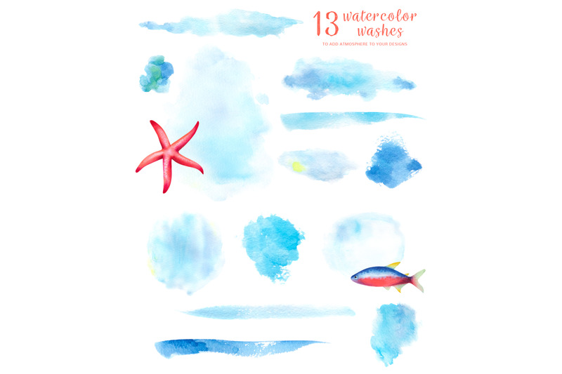 coral-reef-watercolor-clip-art