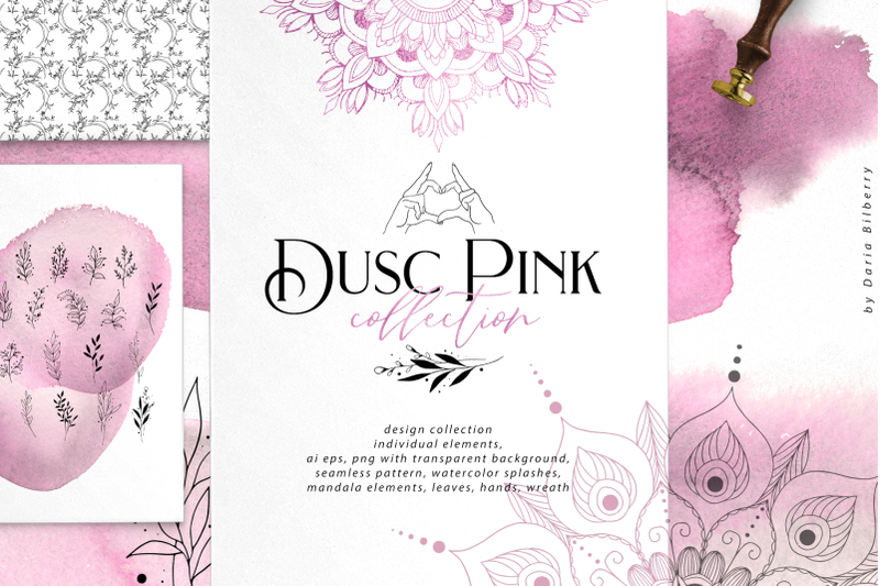 dusc-pink
