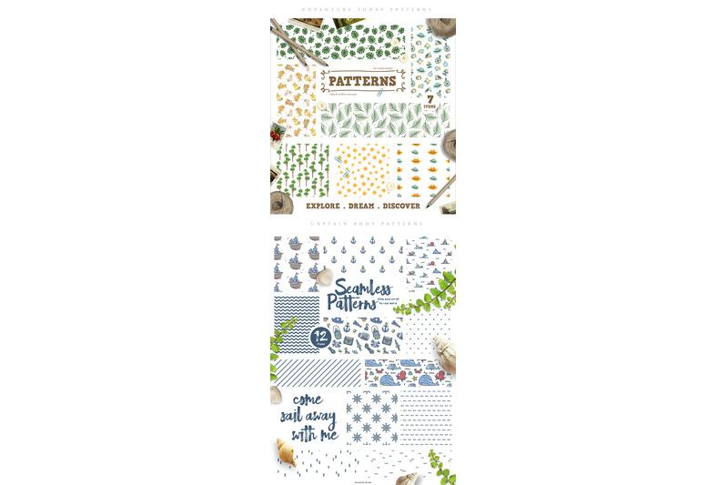 pattern-bundle-265-in-1